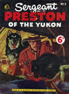 Cover for Sergeant Preston of the Yukon (World Distributors, 1953 series) #5