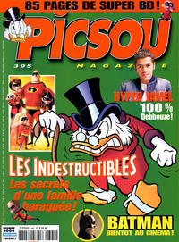 Cover Thumbnail for Picsou Magazine (Disney Hachette Presse, 1972 series) #395