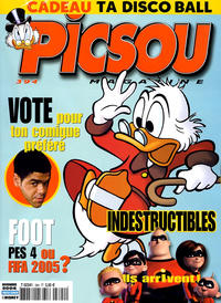 Cover Thumbnail for Picsou Magazine (Disney Hachette Presse, 1972 series) #394