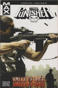 Cover Thumbnail for Punisher MAX (Marvel, 2004 series) #10 - Valley Forge, Valley Forge