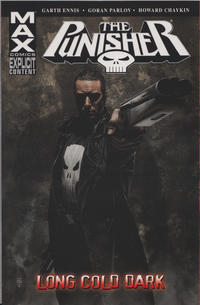 Cover Thumbnail for Punisher MAX (Marvel, 2004 series) #9 - Long Cold Dark