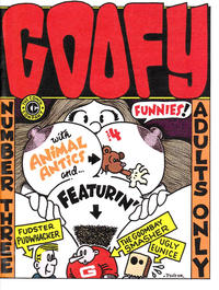 Cover Thumbnail for Goofy Funnies (The Comix Company, 2008 series) #3
