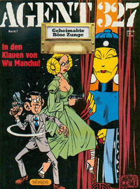 Cover Thumbnail for Agent 327 (Egmont Ehapa, 1983 series) #7 - Geheimakte Böse Zunge
