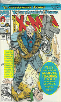 Cover Thumbnail for The Uncanny X-Men (Marvel, 1981 series) #294 [Direct Edition]