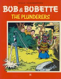 Cover Thumbnail for Bob & Bobette (Ravette Books, 1989 series) #4 - The Plunderers