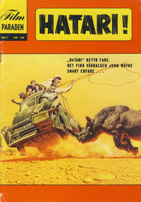 Cover Thumbnail for Filmparaden (Illustrerte Klassikere / Williams Forlag, 1962 series) #11
