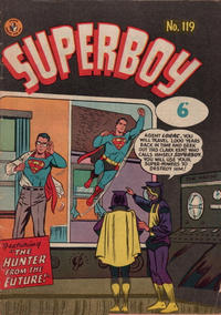 Cover Thumbnail for Superboy (K. G. Murray, 1949 series) #119