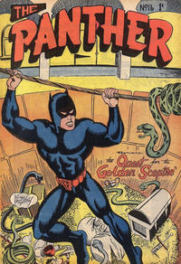 Cover Thumbnail for Paul Wheelahan's The Panther (Young's Merchandising Company, 1957 series) #16