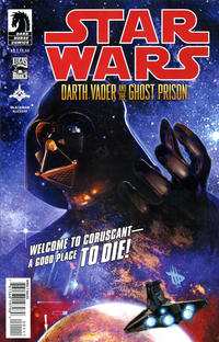Cover Thumbnail for Star Wars: Darth Vader and the Ghost Prison (Dark Horse, 2012 series) #1