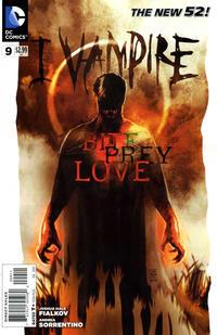 Cover Thumbnail for I, Vampire (DC, 2011 series) #9