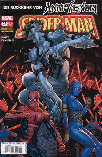Cover Thumbnail for Spider-Man (Panini Deutschland, 2004 series) #98