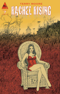 Cover Thumbnail for Rachel Rising (Abstract Studio, 2011 series) #7