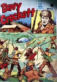 Cover Thumbnail for Davy Crockett (L. Miller & Son, 1956 series) #42
