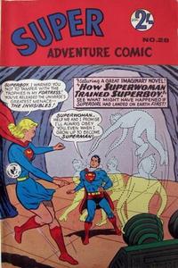 Cover Thumbnail for Super Adventure Comic (K. G. Murray, 1960 series) #28