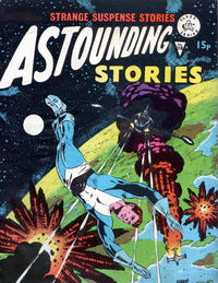 Cover Thumbnail for Astounding Stories (Alan Class, 1966 series) #118