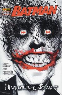 Cover Thumbnail for Batman Sonderband (Panini Deutschland, 2004 series) #37 - Hungrige Stadt