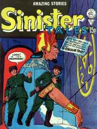 Cover Thumbnail for Sinister Tales (Alan Class, 1964 series) #159
