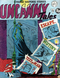 Cover Thumbnail for Uncanny Tales (Alan Class, 1963 series) #100