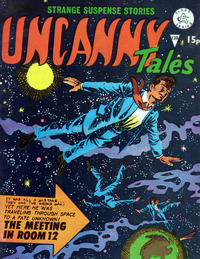 Cover Thumbnail for Uncanny Tales (Alan Class, 1963 series) #120
