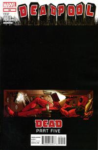 Cover Thumbnail for Deadpool (Marvel, 2008 series) #54