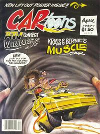 Cover Thumbnail for CARtoons (Petersen Publishing, 1961 series) #[159]