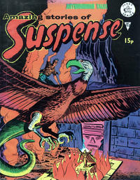 Cover Thumbnail for Amazing Stories of Suspense (Alan Class, 1963 series) #152