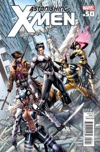 Cover Thumbnail for Astonishing X-Men (Marvel, 2004 series) #50