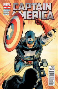 Cover Thumbnail for Captain America (Marvel, 2011 series) #12