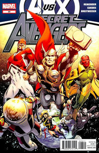 Cover Thumbnail for Secret Avengers (Marvel, 2010 series) #26