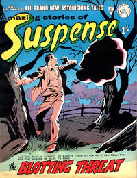 Cover Thumbnail for Amazing Stories of Suspense (Alan Class, 1963 series) #35