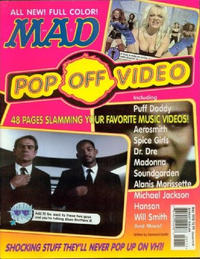 Cover Thumbnail for Mad Pop Off Video (EC, 1998 series)  [Direct Edition]