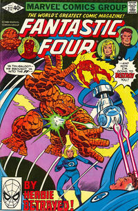 Cover Thumbnail for Fantastic Four (Marvel, 1961 series) #217 [Direct]