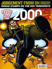 Cover Thumbnail for 2000 AD (Rebellion, 2001 series) #1770