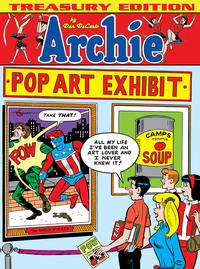 Cover Thumbnail for Archie: Best of Dan DeCarlo Treasury Edition (IDW, 2012 series)