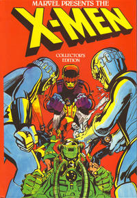 Cover Thumbnail for X-Men Collector's Edition (Marvel UK, 1981 ? series) #[nn]