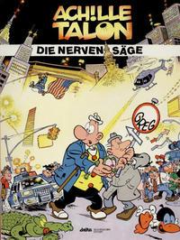 Cover Thumbnail for Achille Talon (Egmont Ehapa, 1992 series) #1 - Die Nervensäge