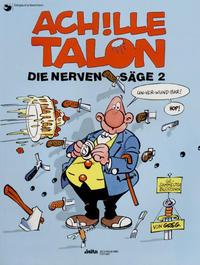 Cover Thumbnail for Achille Talon (Egmont Ehapa, 1992 series) #2 - Die Nervensäge 2