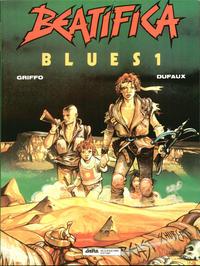 Cover Thumbnail for Beatifica Blues (Egmont Ehapa, 1989 series) #1