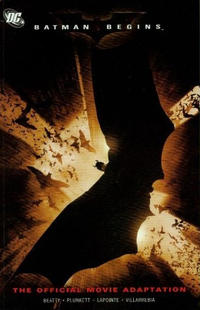 Cover Thumbnail for Batman Begins: The Official Movie Adaptation (DC, 2005 series)