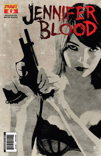 Cover Thumbnail for Jennifer Blood (Dynamite Entertainment, 2011 series) #9