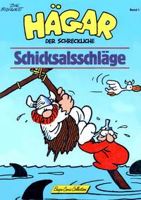 Cover Thumbnail for Hägar (Egmont Ehapa, 1989 series) #1