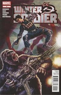 Cover Thumbnail for Winter Soldier (Marvel, 2012 series) #5