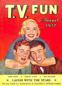 Cover Thumbnail for TV Fun Annual (Amalgamated Press, 1957 series) #1957