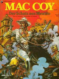 Cover Thumbnail for Mac Coy (Egmont Ehapa, 1989 series) #2 - Der Schatz aus Mexiko