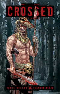 Cover Thumbnail for Crossed Badlands (Avatar Press, 2012 series) #5 [Regular Cover - Jacen Burrows]