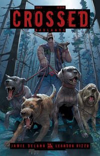 Cover Thumbnail for Crossed Badlands (Avatar Press, 2012 series) #6 [Regular Cover - Jacen Burrows]