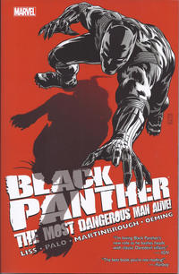 Cover Thumbnail for Black Panther: The Most Dangerous Man Alive — The Kingpin of Wakanda (Marvel, 2012 series)