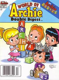 Cover Thumbnail for World of Archie Double Digest (Archie, 2010 series) #17 [Newsstand]