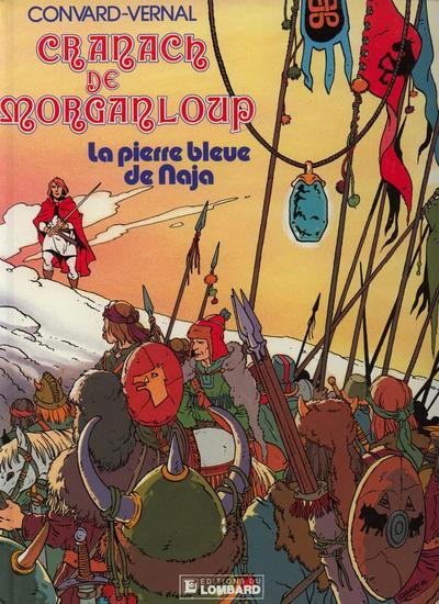 Cover for Cranach de Morganloup (Le Lombard, 1987 series) #2