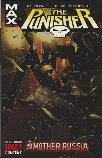 Cover for Punisher MAX (Marvel, 2004 series) #3 - Mother Russia